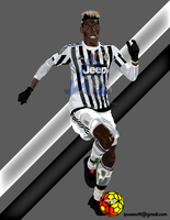 Pogba by Pcnafer