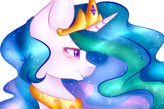 Celestia [Collab] by Angelic-Shield