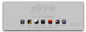 Zirhk Theme WIP by crispaso