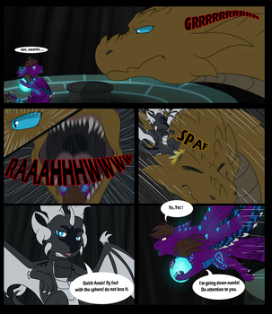 Girganar Adventure The electric stone page 10 by Anais-thunder-pen