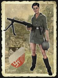 Wermacht by Riguel by Riguel3d