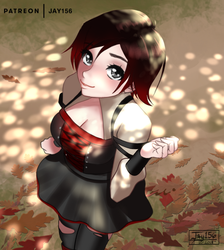 Autumn Ruby by jay156