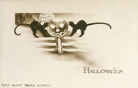 Hallowe'en Howls by Yesterdays-Paper