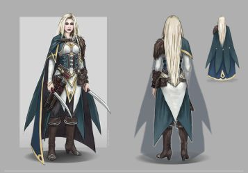 Flo sheet by Angevere