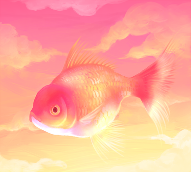 Goldfish by ICS1999