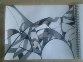 Abstract thing by Firianne