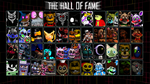 The Hall Of Fame by shadowNightmare13