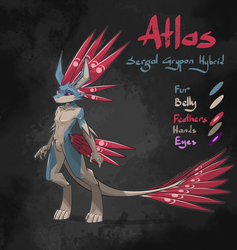 Atlas by RatchaArt
