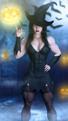 Happy Halloween ! by Nivilis