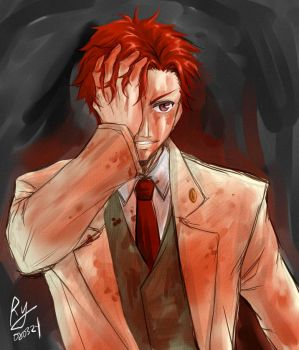 Rail Tracer in Baccano by riyancyy777