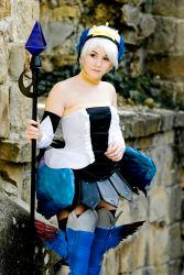 Odin Sphere : Winged princess by Shappi