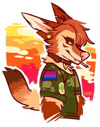 style by californiacoyote