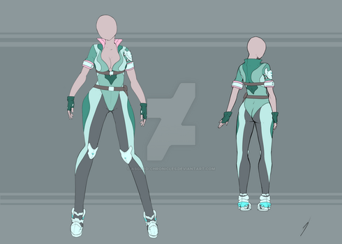 Adoptable - Outfit 5 SOLD by Asgard-Chronicles