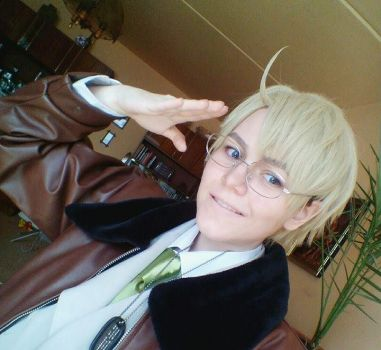 APH America Cosplay by ArisuSutcliff