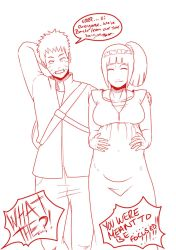1 NaruHina Returns with a surprise by mattwilson83