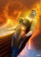 POWERGIRL-ICONIC by ISIKOL