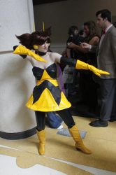 Megacon 2011 Wasp. by MCPhotographer