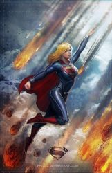 Girl of Steel by Froitz