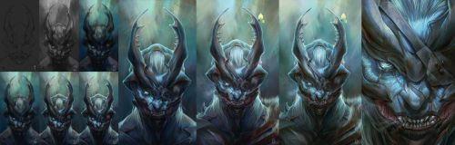 Beetlelord Process by cat-meff