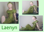Untold Memories: Laenyn sculpture by MoyaoftheMist