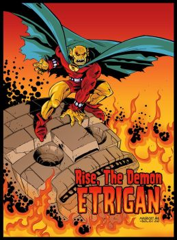 Etrigan by mauricet