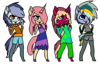 Simple Adopts by fluffy-adopts7