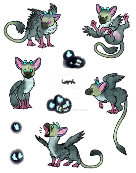 The Last Guardian Stickers by TheMeekWarrior