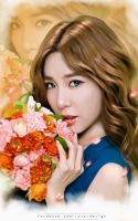 Tiffany SNSD by Jover-Design
