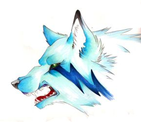Avatar for ThunderTheWolf by WolfCanFly