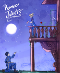 Royai (Romeo and Juliet) by LivingAliveCreator