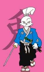 Usagi Yojimbo by Topsukka
