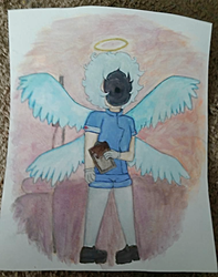 Rotton Angel (Contest Entry Part One) by IceCreamQueen1