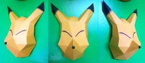 Keaton Mask by Red-Flare