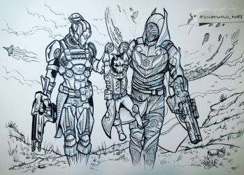 Kinderguardian by KobOneArt