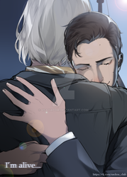 DETROIT: Become human by UsayaPom