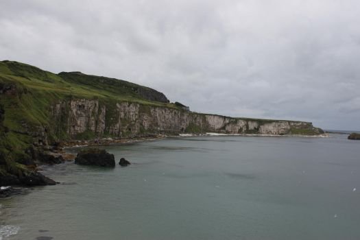 Cliffs of Ireland 2 by treadstone01