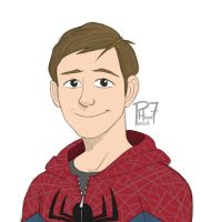 Your new Peter Parker by pencilHead7