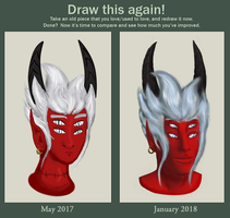 [Contest] 2017 Improvement Challenge by Thaeavoira