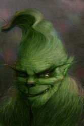The Grinch by mindsiphon