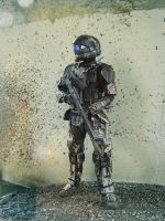 HALO: ODST Costume  - Cosplay by CpCody