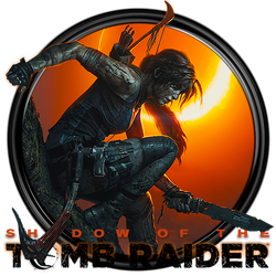 Shadow of the Tomb Raider Dock Icon by OutlawNinja