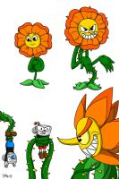 Cagney Carnation Practice by mnmn99
