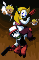 Cave story by Dead-Life-Dream