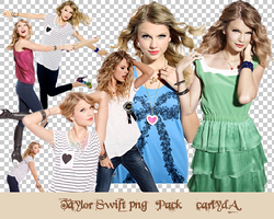 Taylor Swift png pack 03 by Carlytay