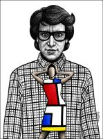 Yves Saint Laurent by BenHeine
