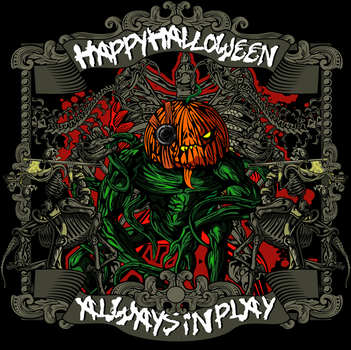 Halloween 2013 by deadspirit6