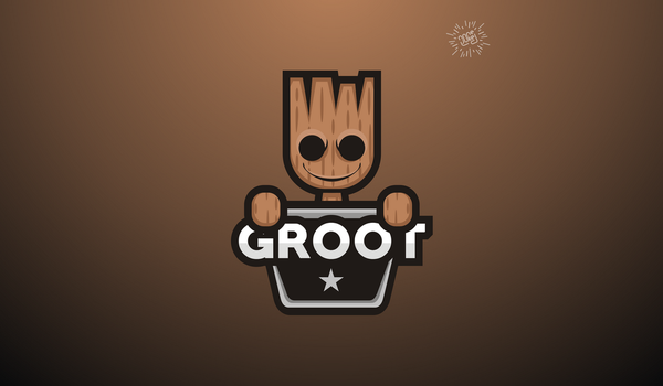Baby Groot by tansend