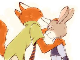 Zootopia  by km02