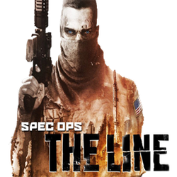 Spec Ops The line Dock Icon by Rich246