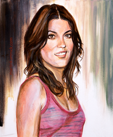Debra Morgan by Martinkumnick